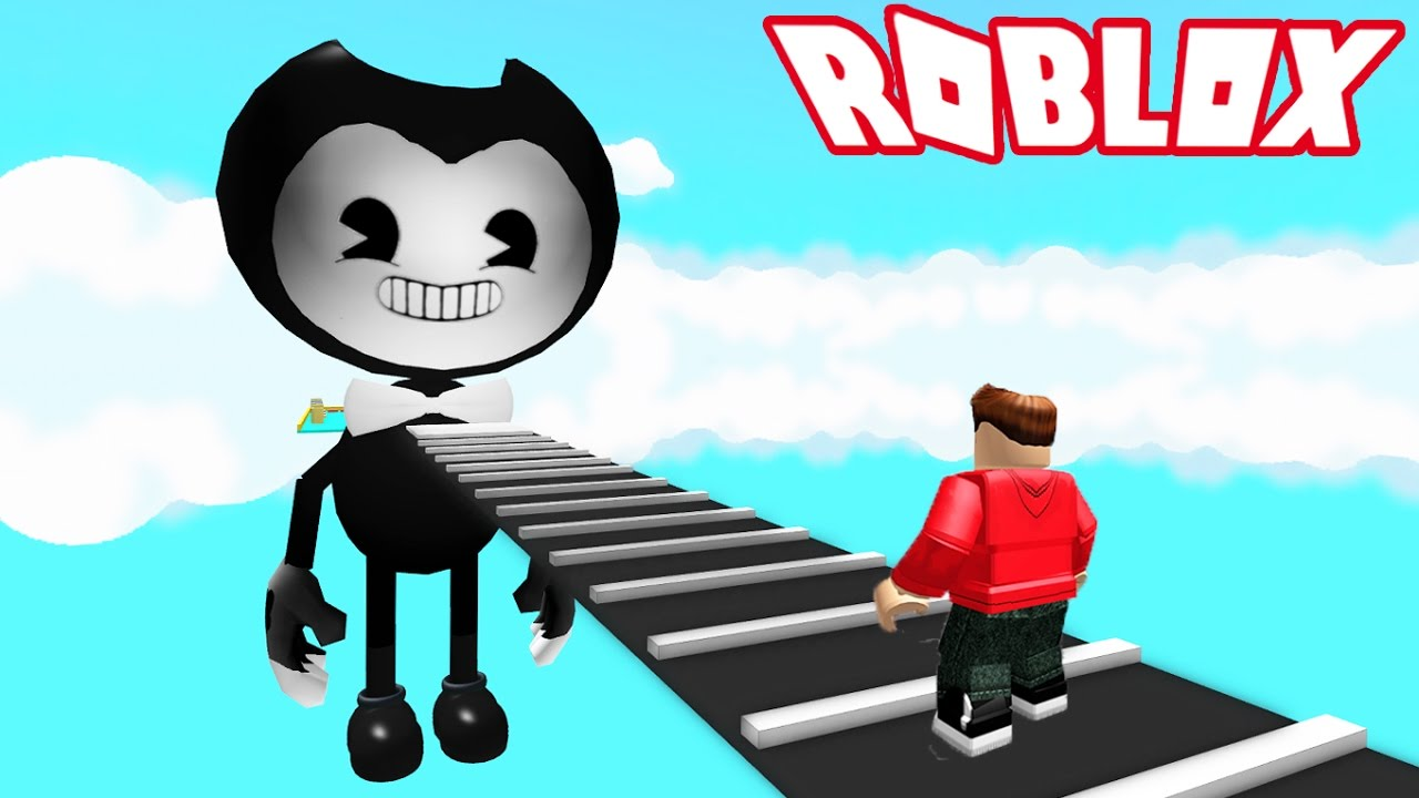 ESCAPE EVIL BENDY OBBY! (Roblox Adventures) RedHatter ...
