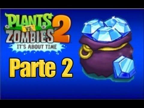 Plants vs Zombies 2 - Parte 2 Atraco de Joyas - Español