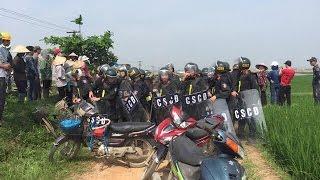Cưỡng chế đất ở Bắc Ninh - TIN NÓNG - RFA Vietnamese News