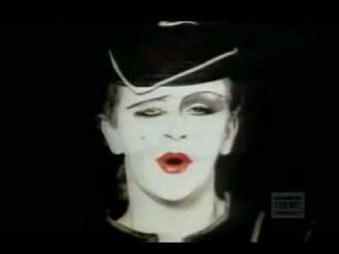 Visage's 1981 hit