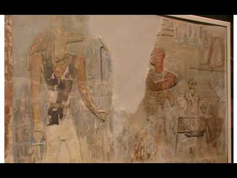 Anubis, Book of the Dead, Power Over Ones Enemy, Ancient Hieroglyphic Uncovered