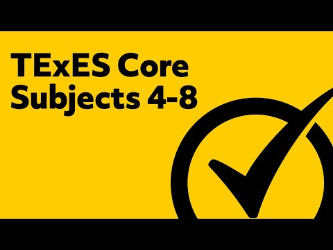 Free TExES Core Subjects 4-8 (211) Study Guide