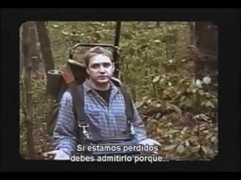 El proyecto de la bruja de Blair 1999 ( trailer)