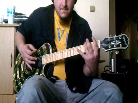 System of a Down - Pictures guitar cover - by ( Kenny Giron ) kG