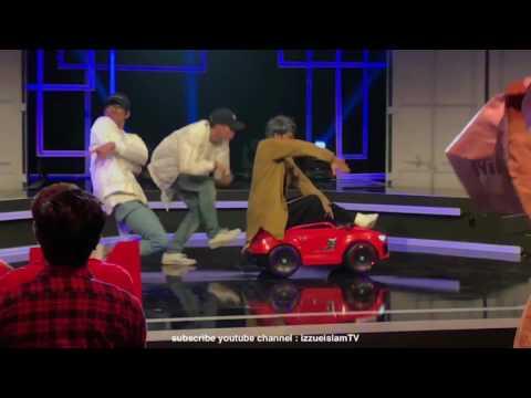 Menangis G-Dragon selepas tengok tarian K-Pop dari Izzue Islam ni!