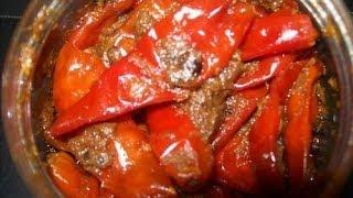 Lal Mirch Ka Achaar - Monica Keswani - Chef
