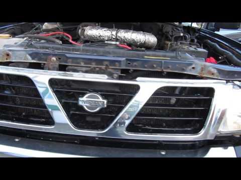 Nissan Patrol Y61 5.9TD