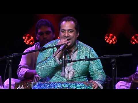 Akhiyan - Rahat Fateh Ali Khan Live Performance
