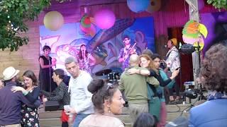 Léo Corrêa e o Forró Bacana  - Tuninha // Samba al Pais 2017