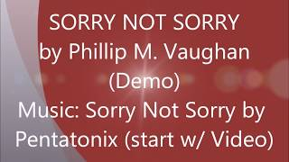 Sorry Not Sorry #LineDance - Demo #PIPStyleMoves