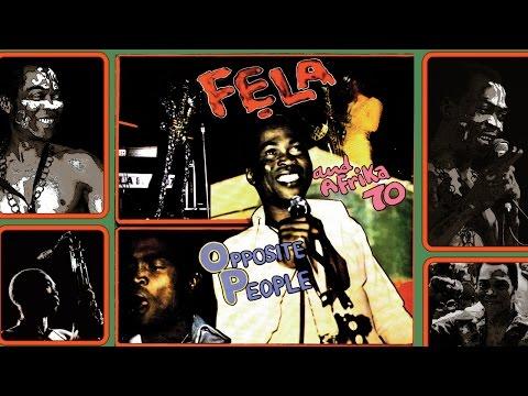 Fela Kuti - Opposite People
