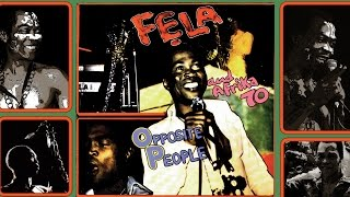 fela kuti opposite people