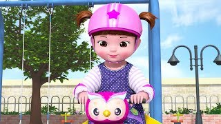 Kongsuni and Friends   A Ride in The Park   Kids Cartoon   Toy Play   Kids Movies   Kids Video