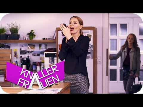 Knallerfrauen mit Martina Hill | Die Party