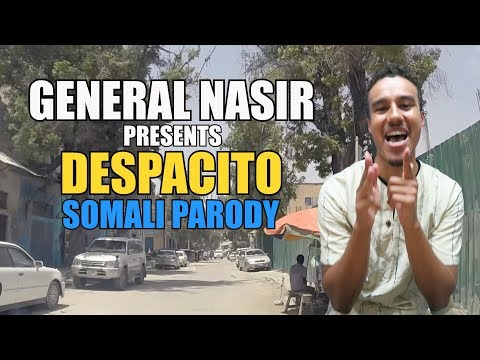 Despacito - Where's My Baasto? [Somali...