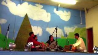 """Sangeetha Katti sings """"Maze Mahir Pandhari"""""""