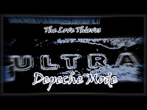 """""""The Love Thieves"""" ,by Depeche Mode album - Ultra. Sing Along by Emil Maxwell"""