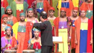 Natufurahi Siku Ya Leo Boniface Mganga Kenya  conducted by Cícero Alves