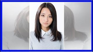 女優・水崎綾女、一般男性と離婚「まだ若く、足りなかった事も」 女優・...