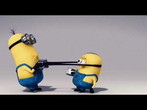 Minions   Despicable me HAHAHAHA! Must watch