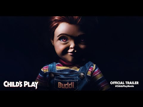 Hammer - Chucky Is Back For A New Generation...And With The Voice Of A Jedi?