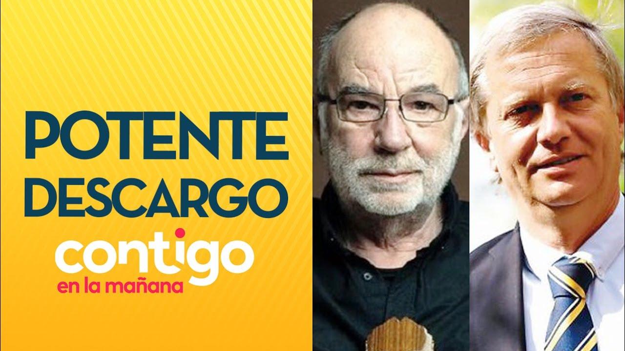 """Download """"¡MUY MAL GUSTO!"""": El potente descargo de Eduardo Gatti contra Kast en Contigo en La Mañana"""