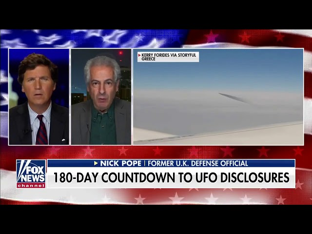 Fox News | 180-Day Countdown towards UAP Disclosure