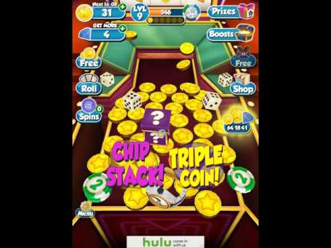 Coin Dozer: Casino Gameplay watch before you download - preview!