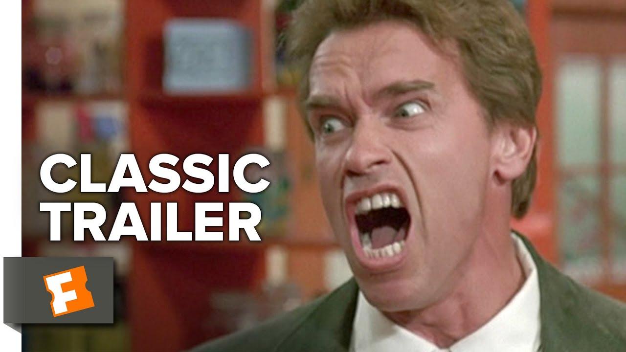 Kindergarten Cop 1990 Official Trailer Arnold Schwarzenegger Movie Hd