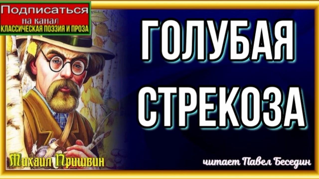 Голубая стрекоза  —Михаил Пришвин — читает Павел Беседин