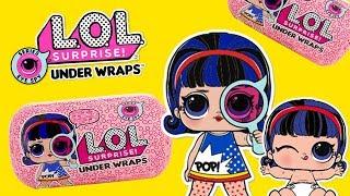 LOL Surprise Under Wraps Eye Spy • po polsku • Toys Land