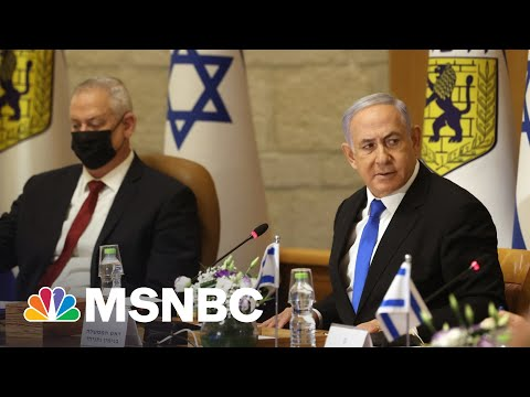 Israeli Defense Minister Joins Coalition To Oust Benjamin Netanyahu