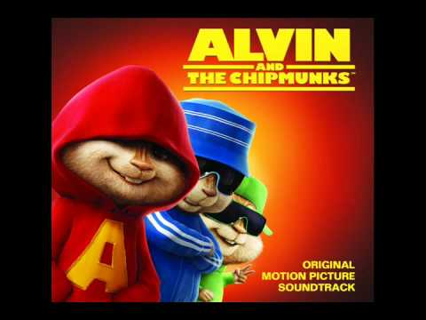 Get Munk'd - Alvin and the Chipmunks.