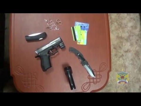 В Одинцовском районе задержана банда разбойников