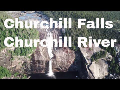 Churchill River, Newfoundland And Labrador, Canada
