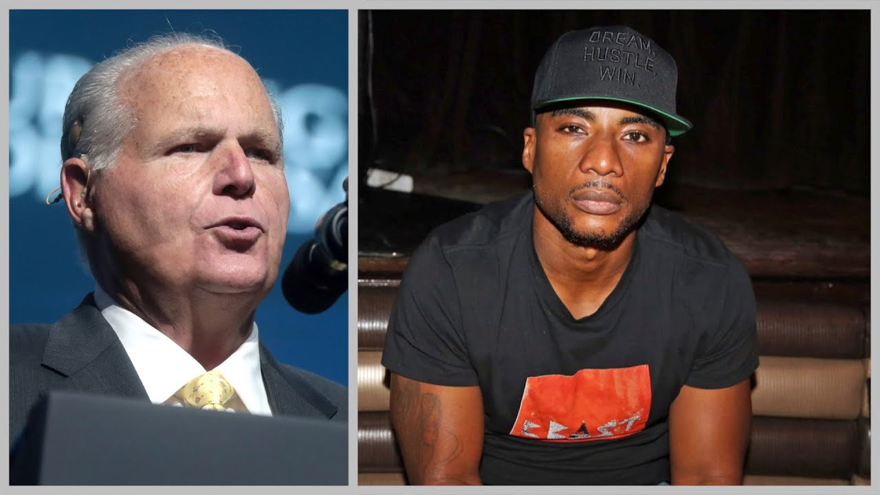 Rush Limbaugh and Charlamagne Tha God Talking About Differences is a Good Thing