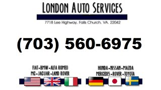 Car Repair Falls Church VA | Call 703-560-6975  London Auto Services Thumbnail