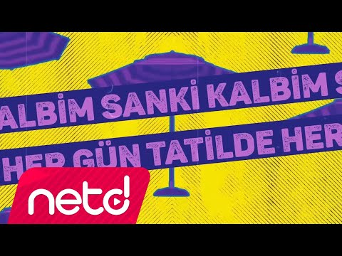 Ziynet Sali - Kalbim Tatilde (Tolga Erzurumlu Versiyon)