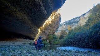 Tajos de los Bermejales (Canon del rio Cacin)