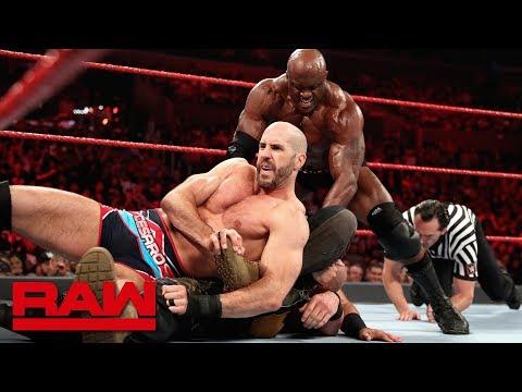 Fatal 5-Way Elimination Match: Raw, June 17, 2019