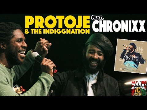 Protoje & Chronixx - Who Knows in Kingston, Jamaica @ Hope Gardens [February 20th 2016]