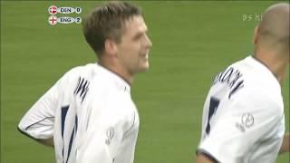 2002 FIFA World Cup Korea & Japan™ - Match 50 - Round of 16 - Denmark 0 x 3 England