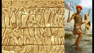 3,200 Year Old Stone May FINALLY Solve SEA PEOPLE Mystery