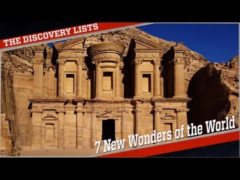 The NEW 7 Wonders of the World Travel Video