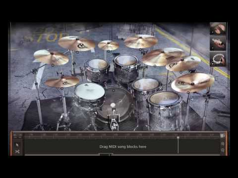 Korn - Die Yet Another Night only drums