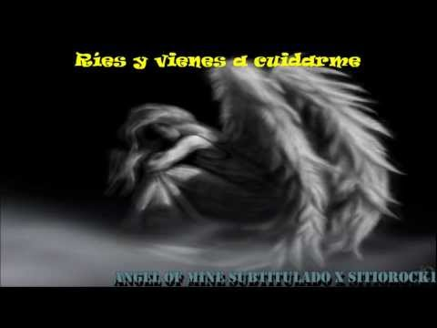 Evanescence - Angel Of Mine (Sub.Español) HD