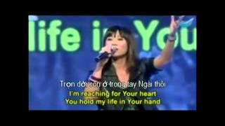 Come Holy Spirit - City Harvest Church (Viet Sub + Eng Sub) translated by Nhã Ka Princess