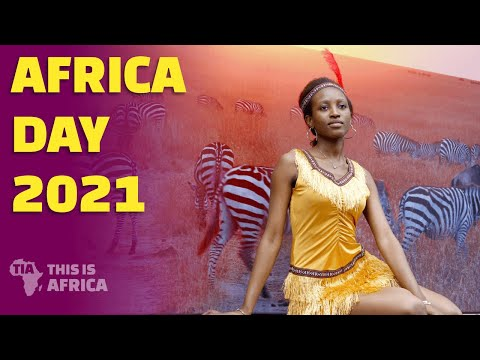Africa Day 2021 | This Is Africa
