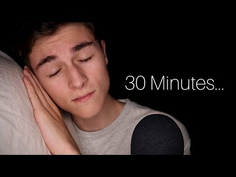 YOU will fall asleep within 30 minutes to this asmr video (not clickbait)