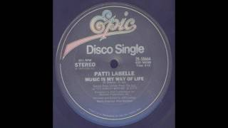 Patti Labelle - Music Is My Way Of Life